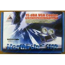Кулер для видео-карты GlacialTech NorthPole 1000 (Кострома)