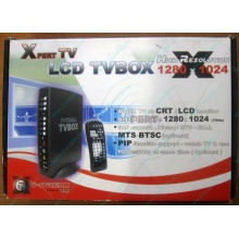 Внешний TV tuner KWorld V-Stream Xpert TV LCD TV BOX VS-TV1531R (без БП!) - Кострома