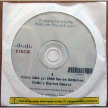 85-5777-01 Cisco Catalyst 2960 Series Switches Getting Started Guides CD (80-9004-01) - Кострома