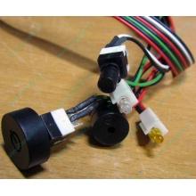 Светодиоды в Костроме, кнопки и динамик (с кабелями и разъемами) для корпуса Chieftec (Кострома)