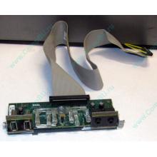 Панель передних разъемов (audio в Костроме, USB) и светодиодов для Dell Optiplex 745/755 Tower (Кострома)
