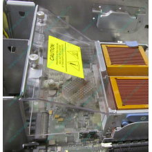 Прозрачная пластиковая крышка HP 337267-001 для подачи воздуха к CPU в ML370 G4 (Кострома)