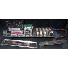 Материнская плата Asus P4PE (FireWire) с процессором Intel Pentium-4 2.4GHz s.478 и памятью 768Mb DDR1 Б/У (Кострома)