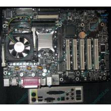 Материнская плата Intel D845PEBT2 (FireWire) с процессором Intel Pentium-4 2.4GHz s.478 и памятью 512Mb DDR1 Б/У (Кострома)