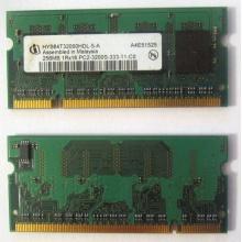Модуль памяти для ноутбуков 256MB DDR2 SODIMM PC3200 (Кострома)