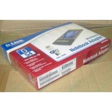 Wi-Fi адаптер D-Link AirPlusG DWL-G630 (PCMCIA) - Кострома
